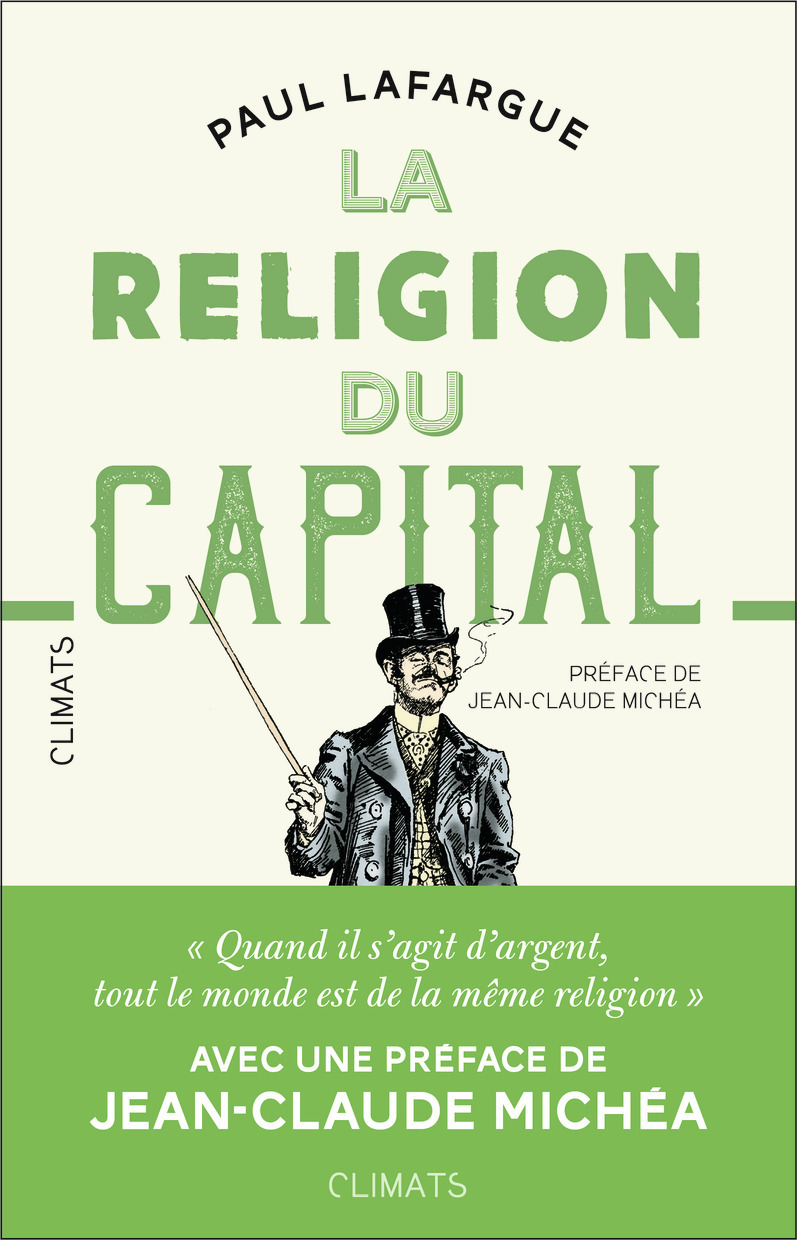 ROMANS - LA RELIGION DU CAPITAL