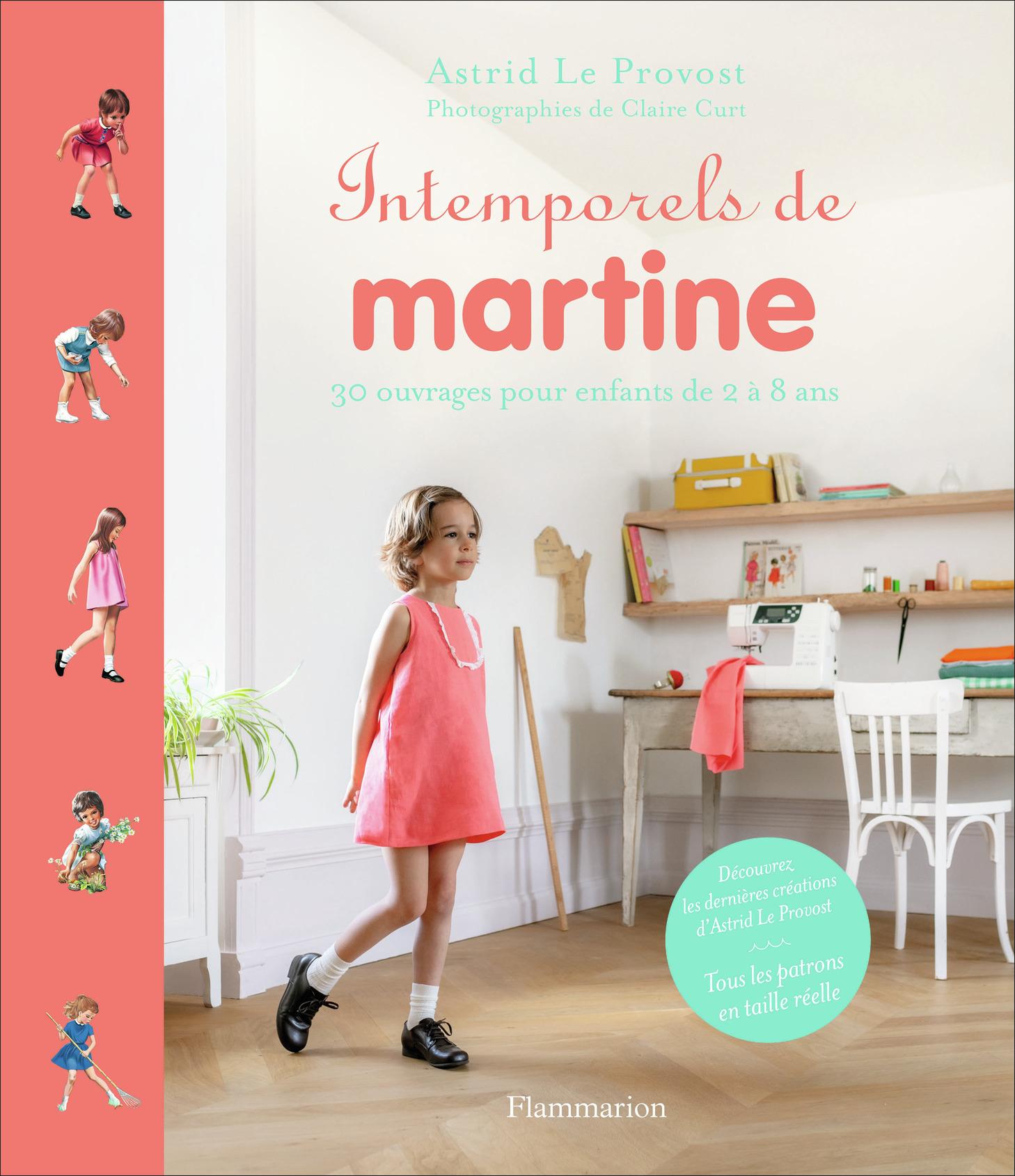 INTEMPORELS DE MARTINE - 30 OUVRAGES POUR ENFANTS DE 2 A 8 ANS