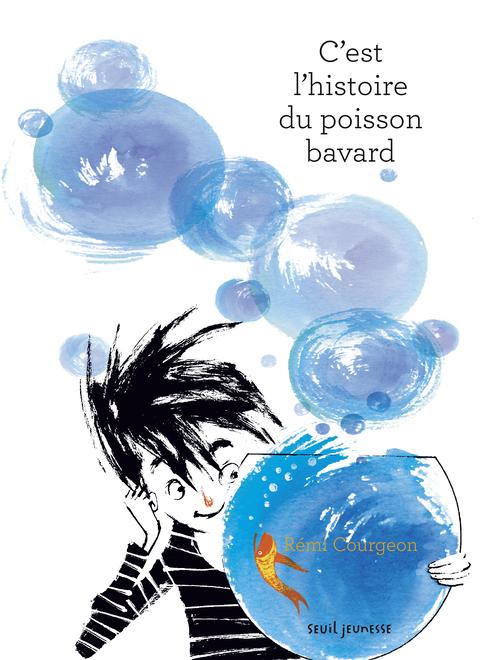 C'EST L'HISTOIRE DU POISSON BAVARD
