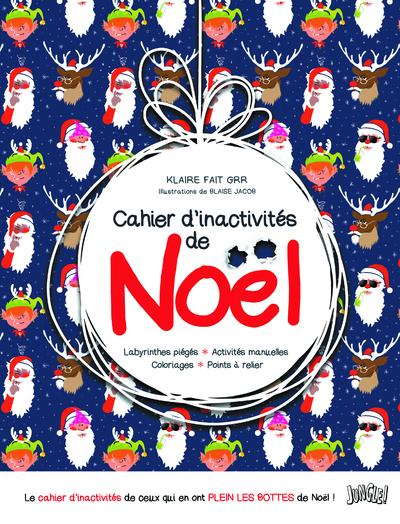 CAHIER D'INACTIVITES DE NOEL