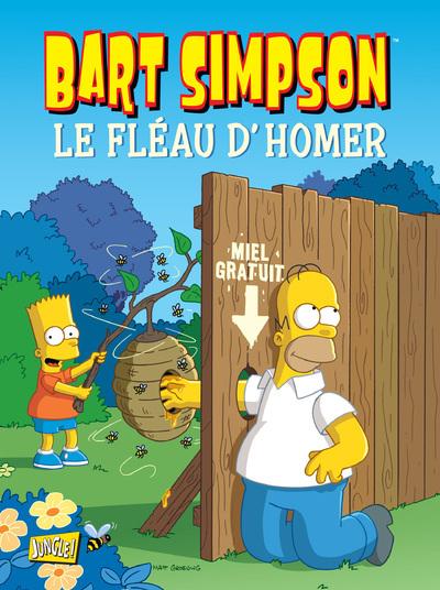 BART SIMPSON - TOME 9 LE FLEAU D'HOMER - VOL09