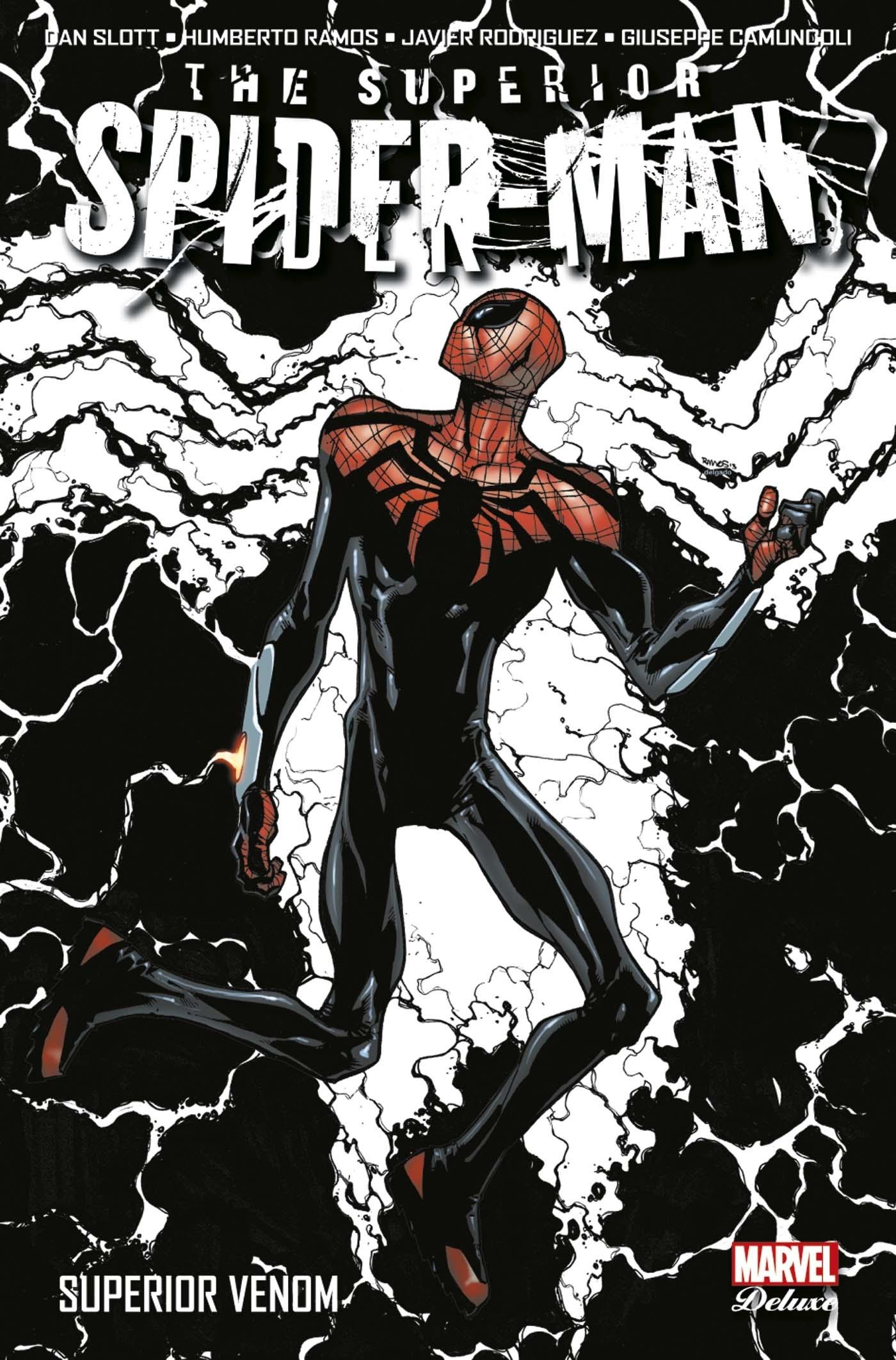 SUPERIOR SPIDER-MAN T03 : SUPERIOR VENOM