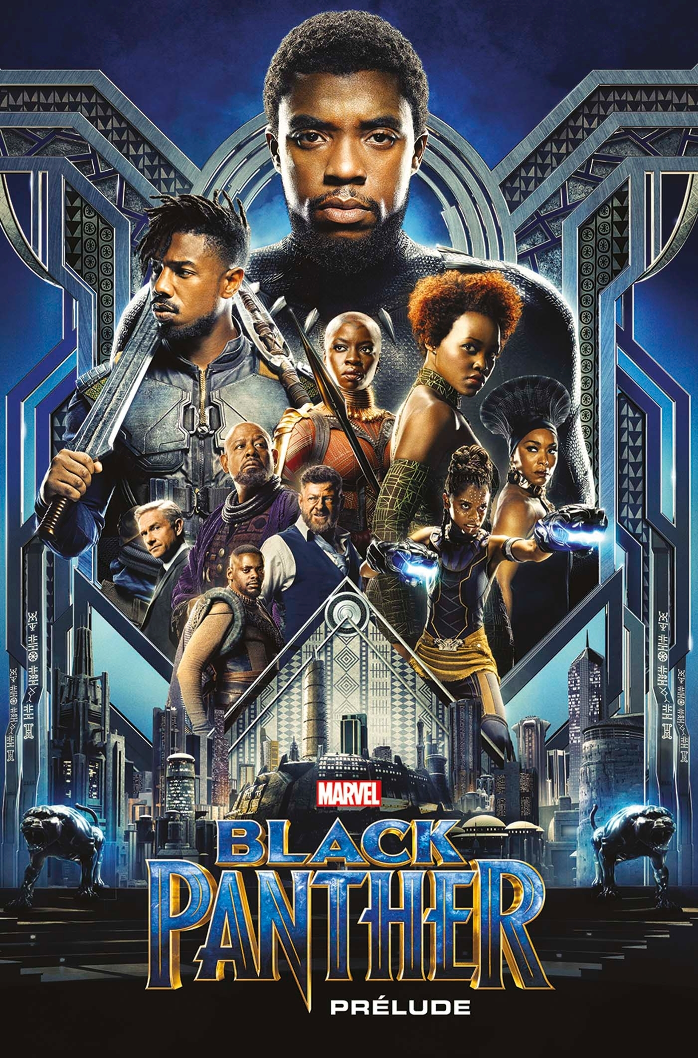 BLACK PANTHER : PRELUDE