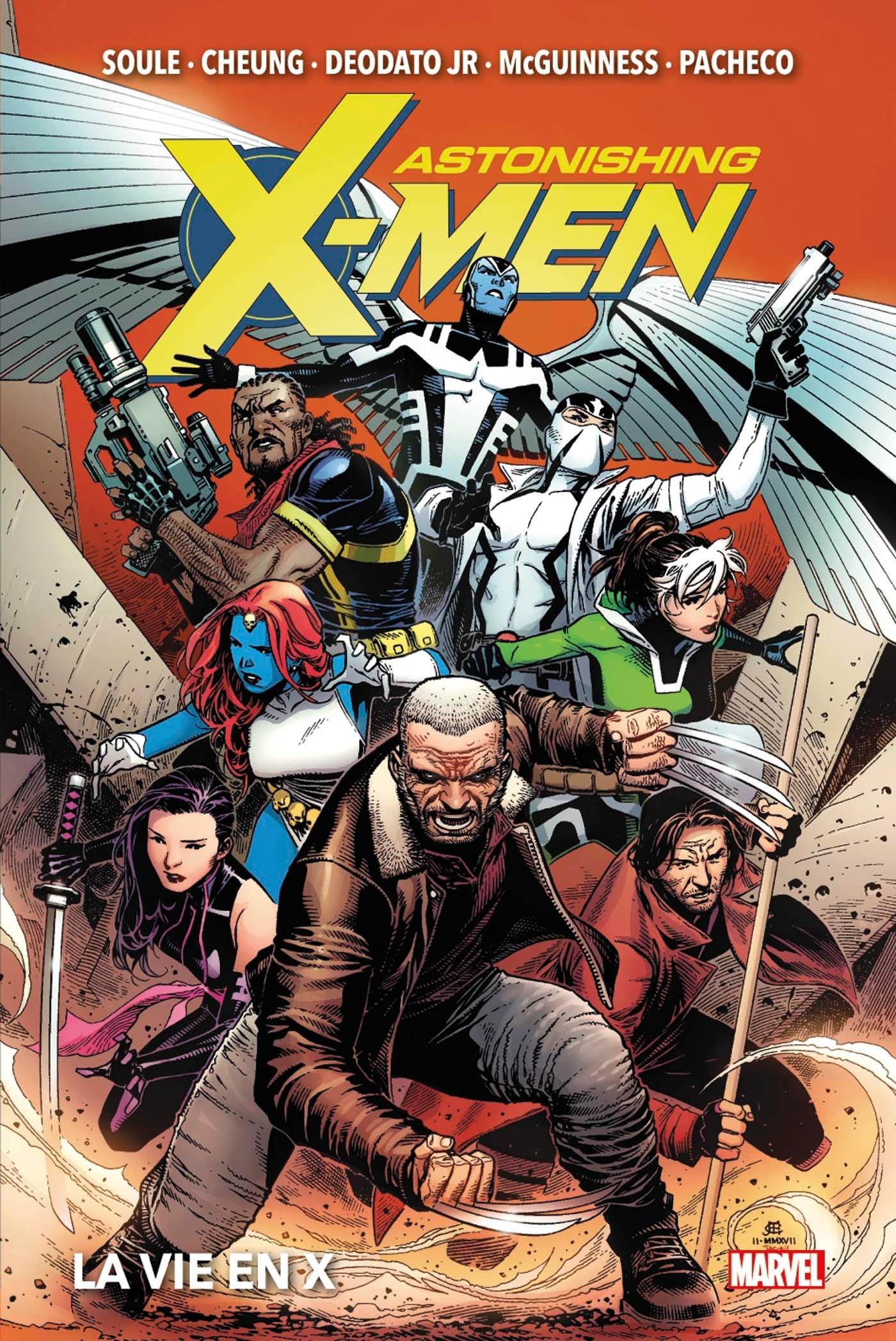 ASTONISHING X-MEN : LA VIE EN X