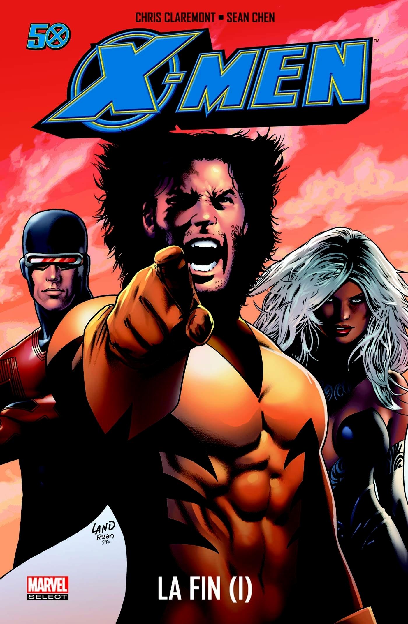 X-MEN LA FIN T01