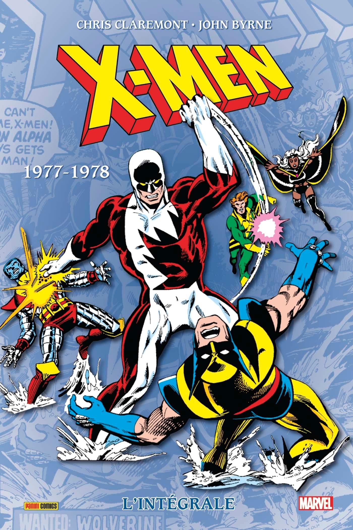 X-MEN: L'INTEGRALE T02 (1977-78) NED