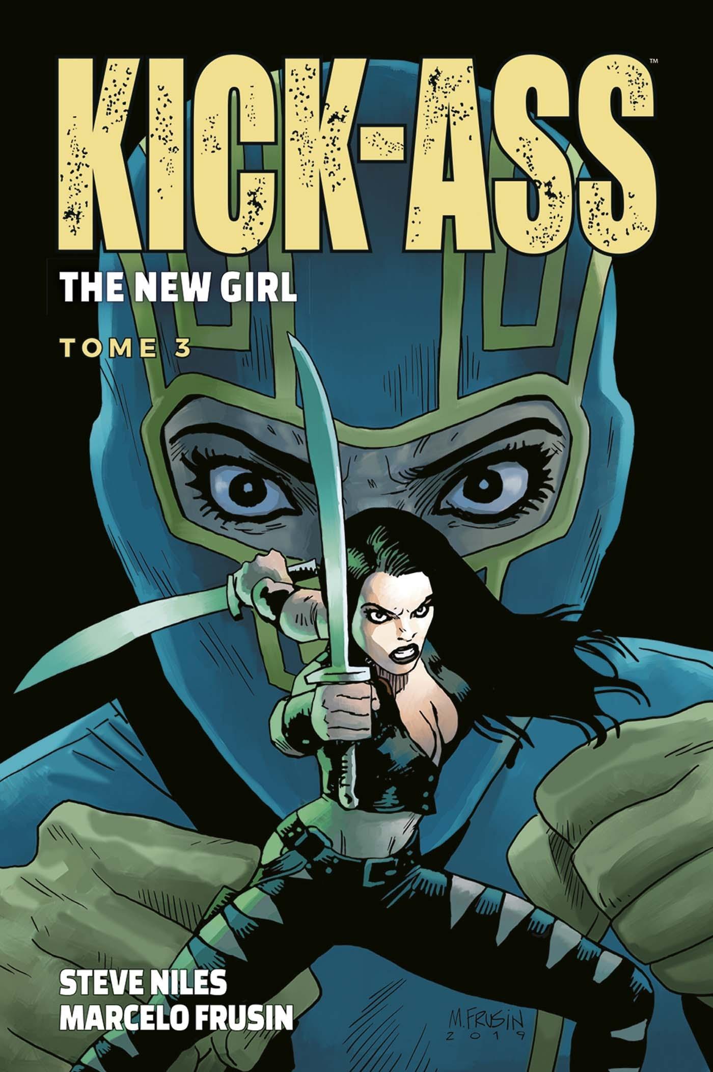 KICK ASS: THE NEW GIRL T03
