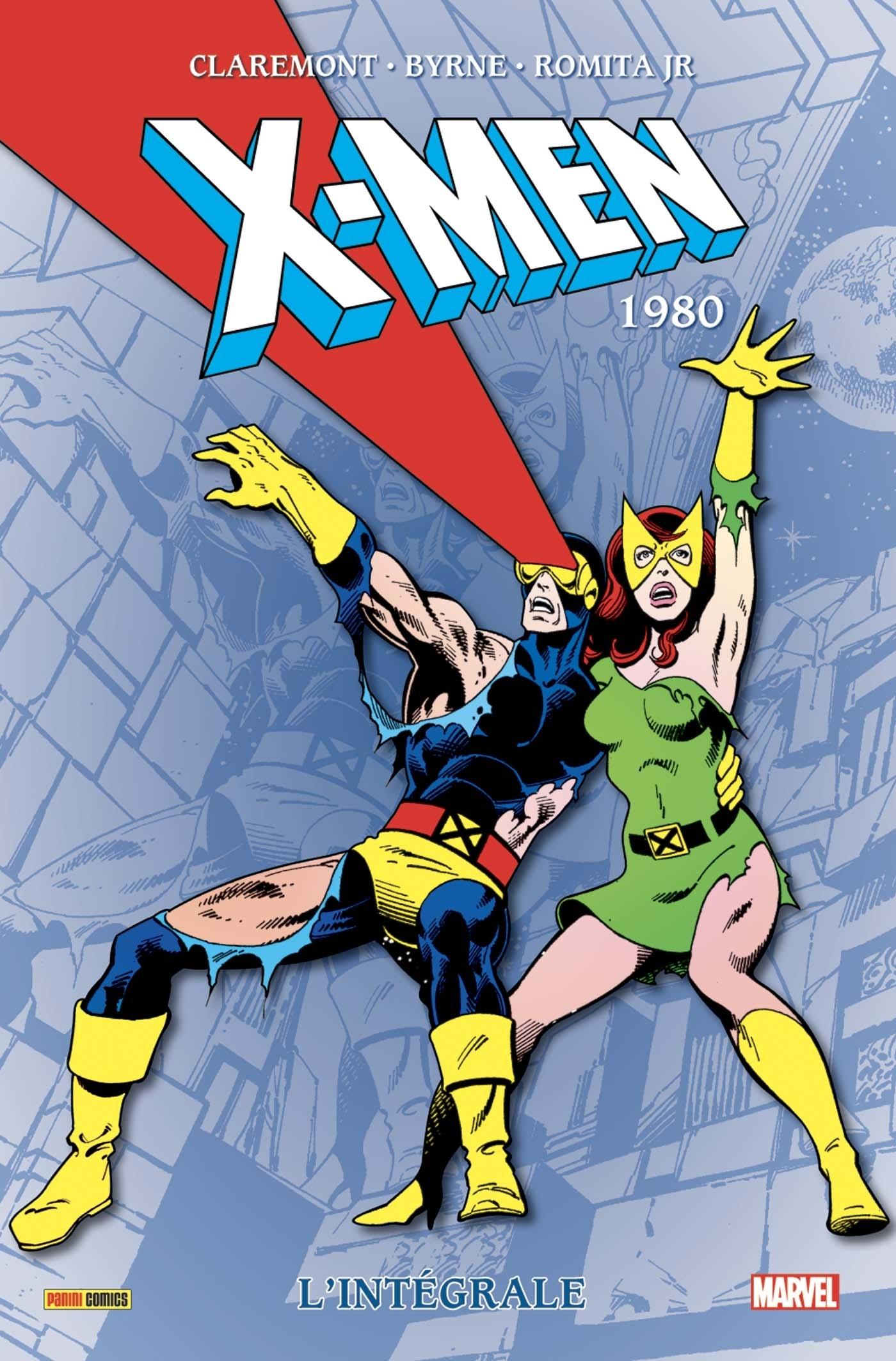 X-MEN: L'INTEGRALE T04 (1980) NED