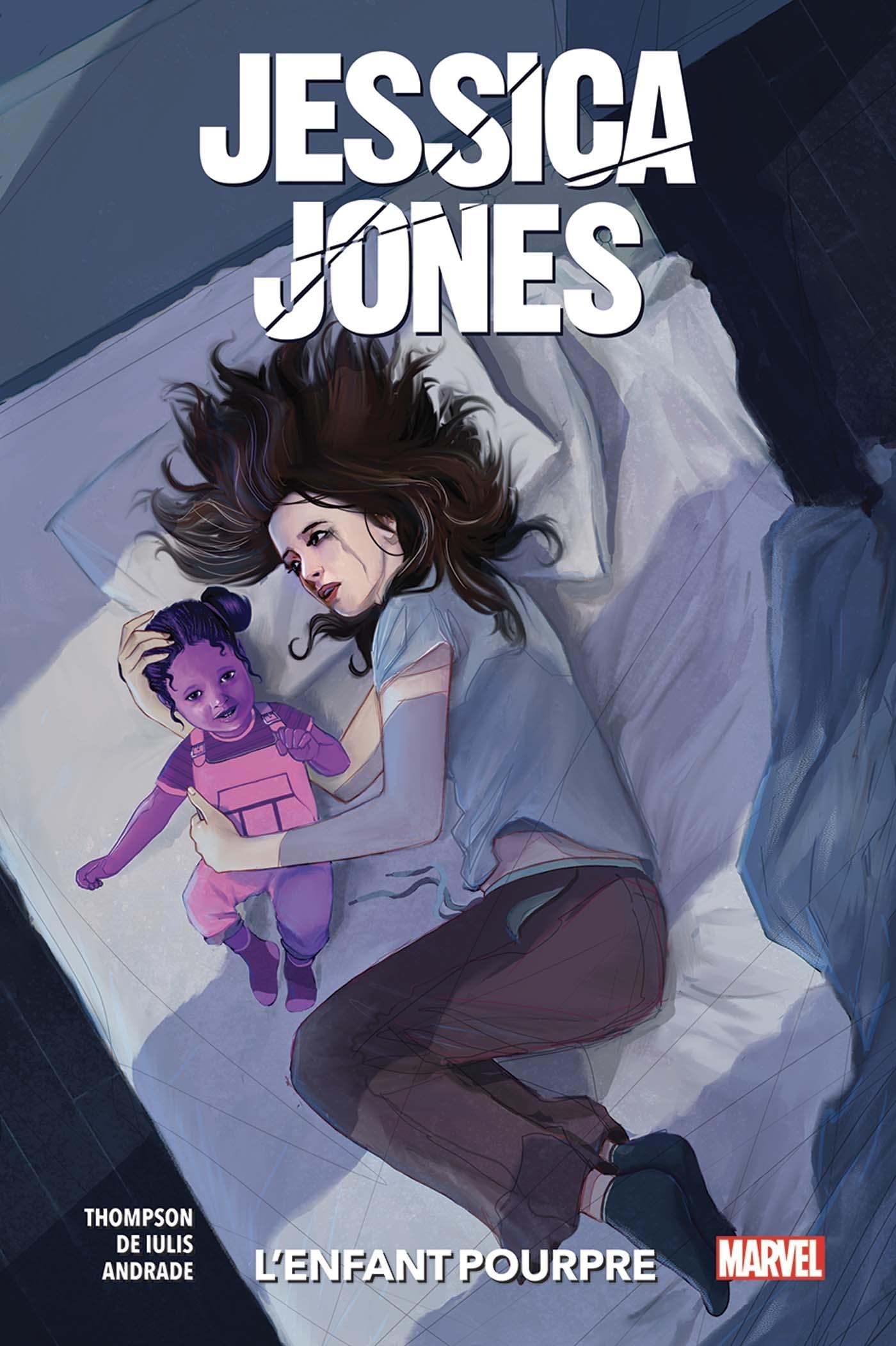 JESSICA JONES: L'ENFANT POURPRE