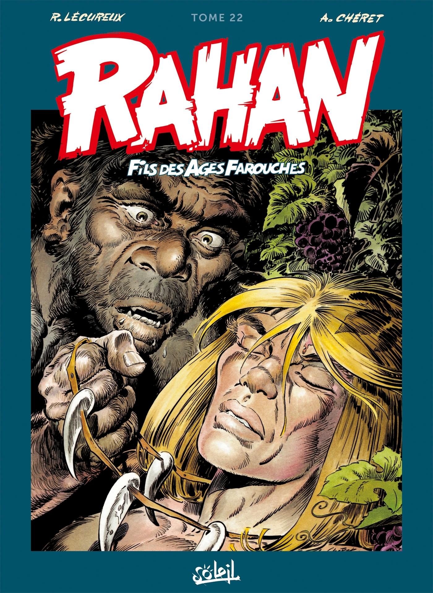 RAHAN - T22 - RAHAN L'INTEGRALE 22 NOUVELLE EDITION