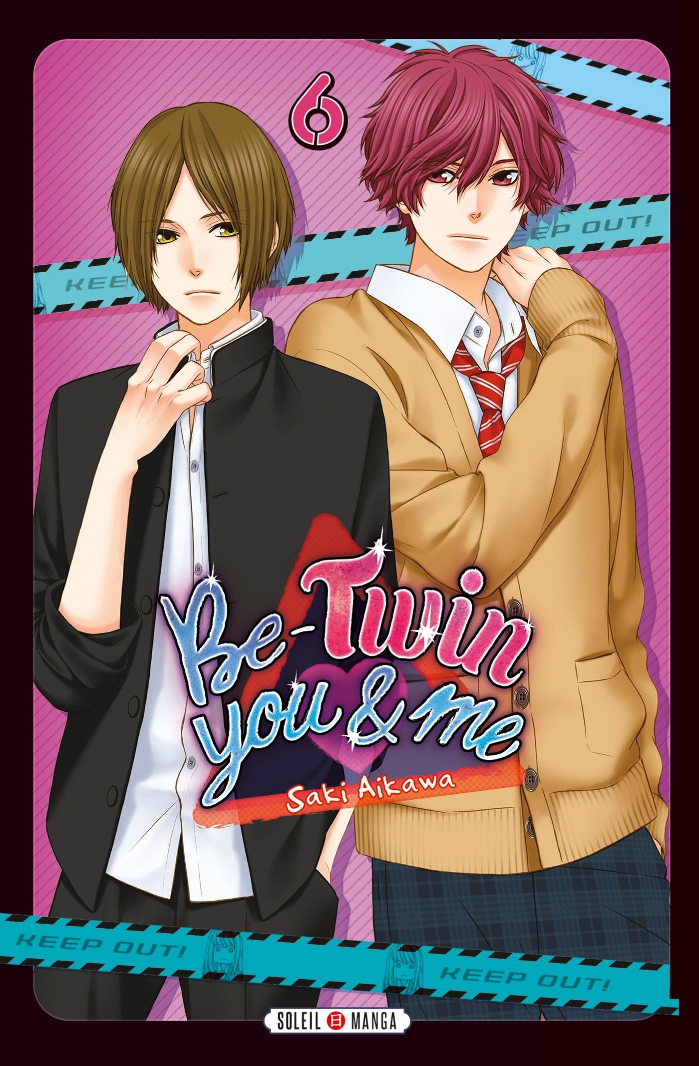BE-TWIN YOU & ME 06 - T6