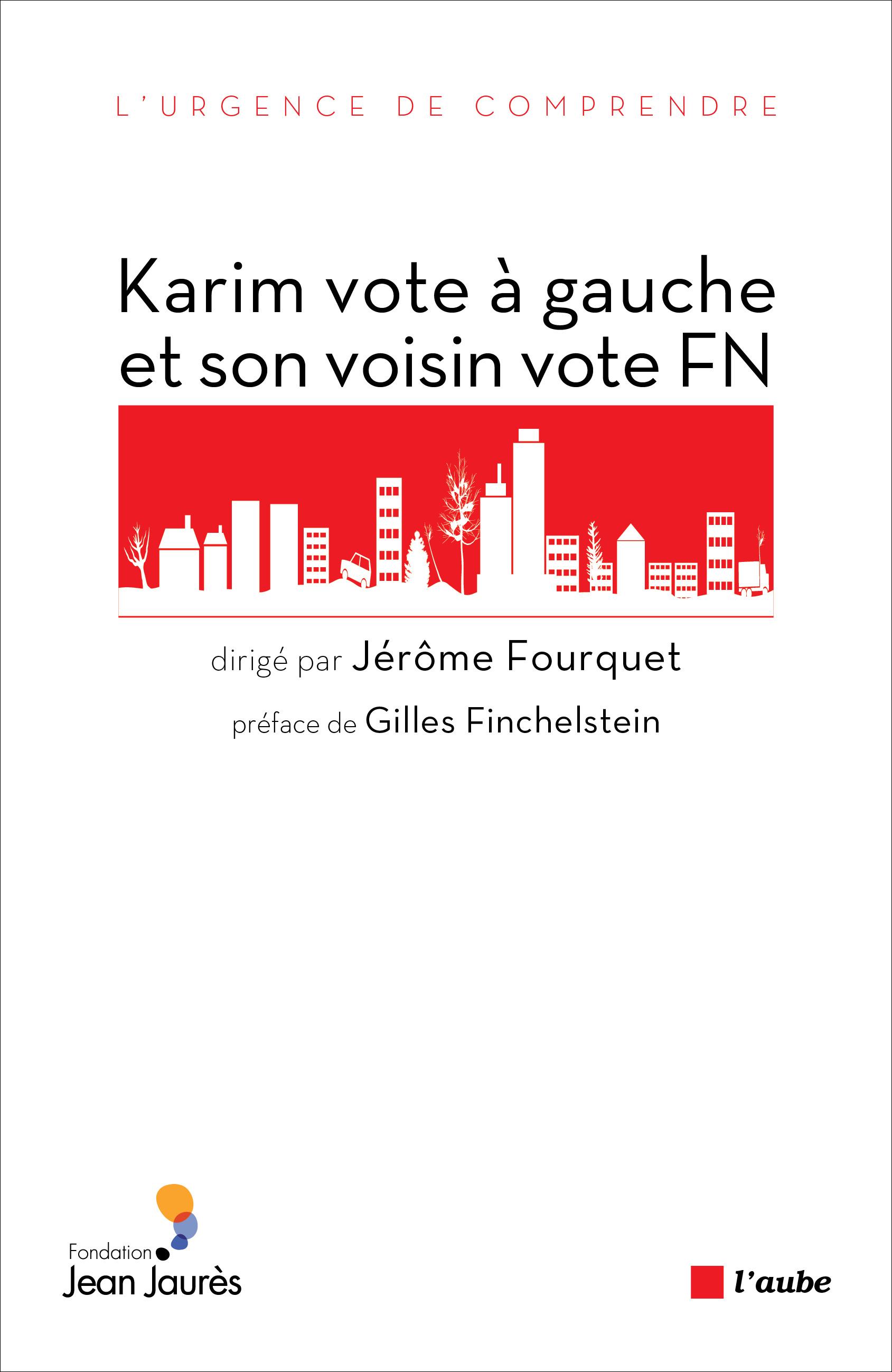 KARIM VOTE A GAUCHE ET SON VOISIN VOTE FN
