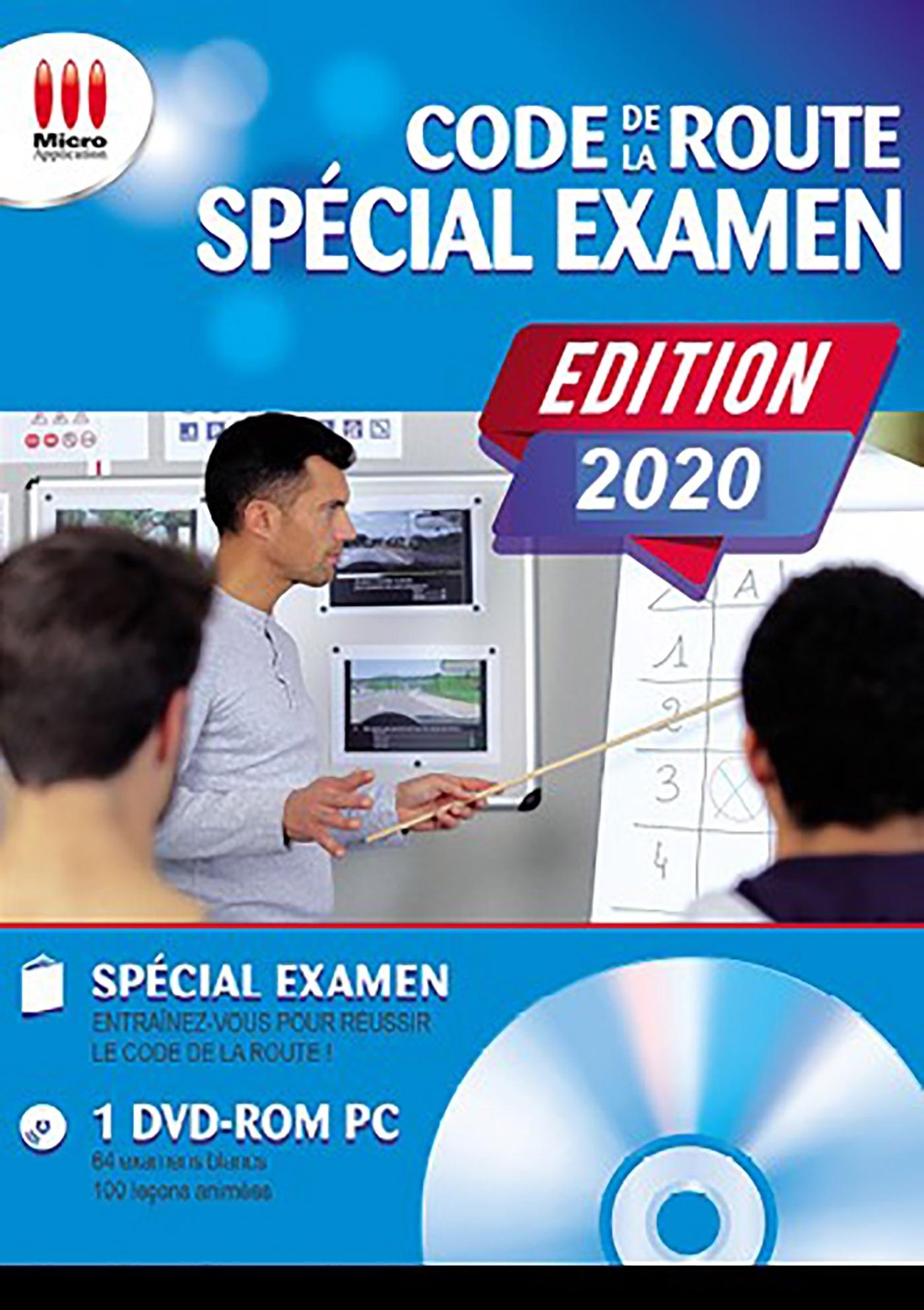 CODE DE LA ROUTE SPECIAL EXAMEN EDITION 2020