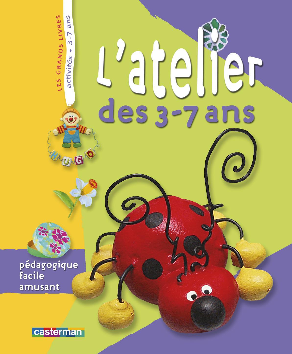 L' ATELIER DES 3-7 ANS