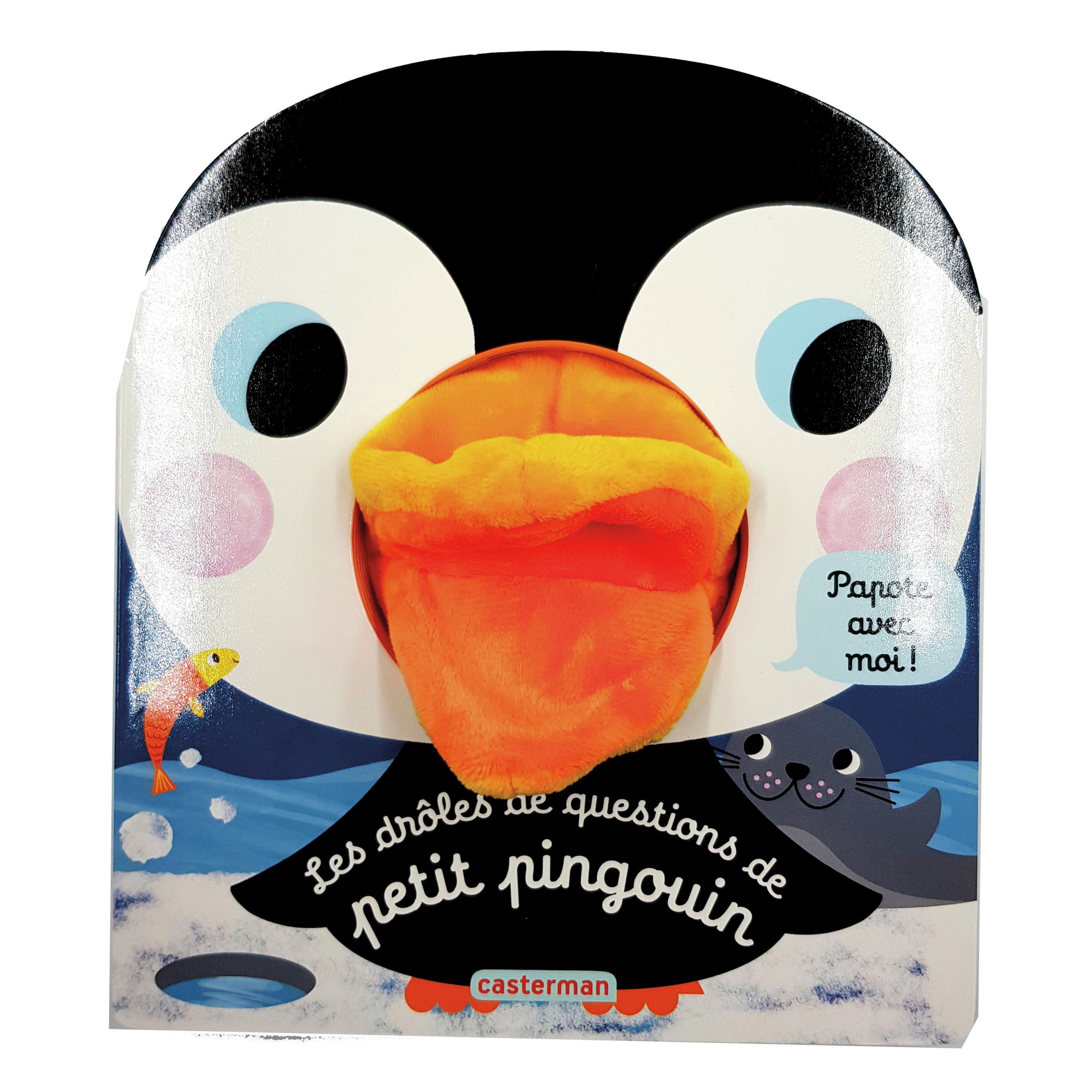 LES DROLES DE QUESTIONS DE PETIT PINGOUIN