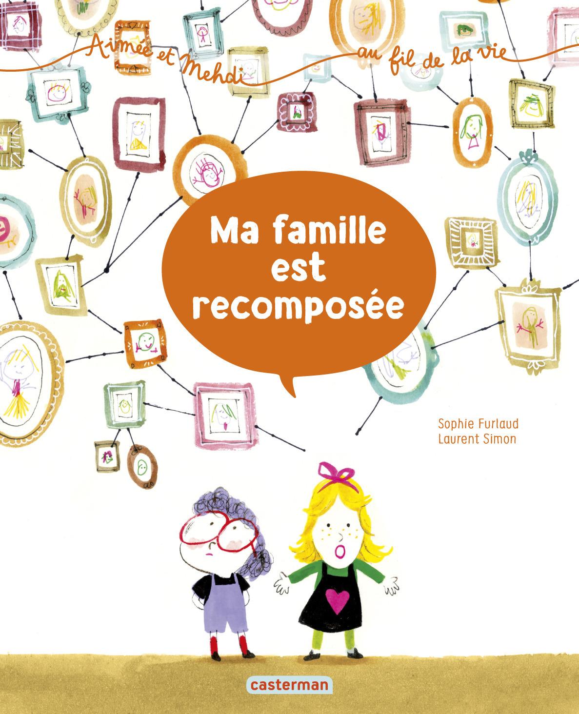 AIMEE ET MEHDI... AU FIL DE LA VIE - T04 - MA FAMILLE EST RECOMPOSEE