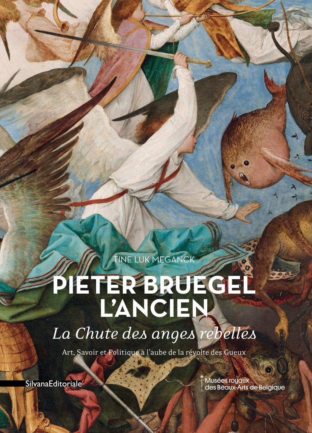 BRUEGEL L'ANCIEN - LA CHUTE DES ANGES REBELLES