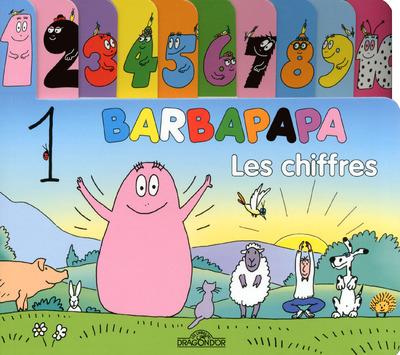 BARBAPAPA - LES CHIFFRES - TOUT CARTON