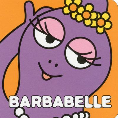 BARBABELLE - MON PETIT LIVRE A TROUS