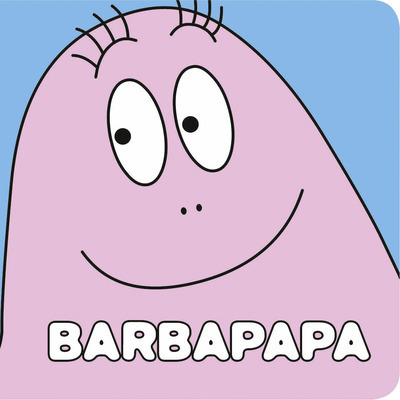 BARBAPAPA - MON PETIT LIVRE A TROUS