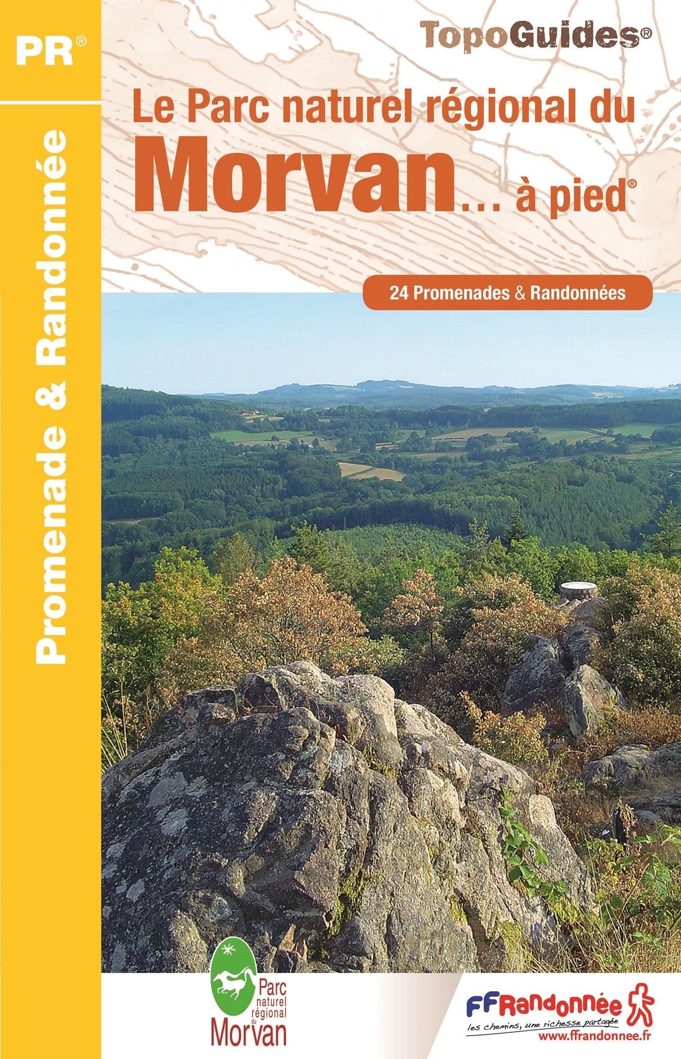 PARC NATUREL REGIONAL DU MORVAN - PN22