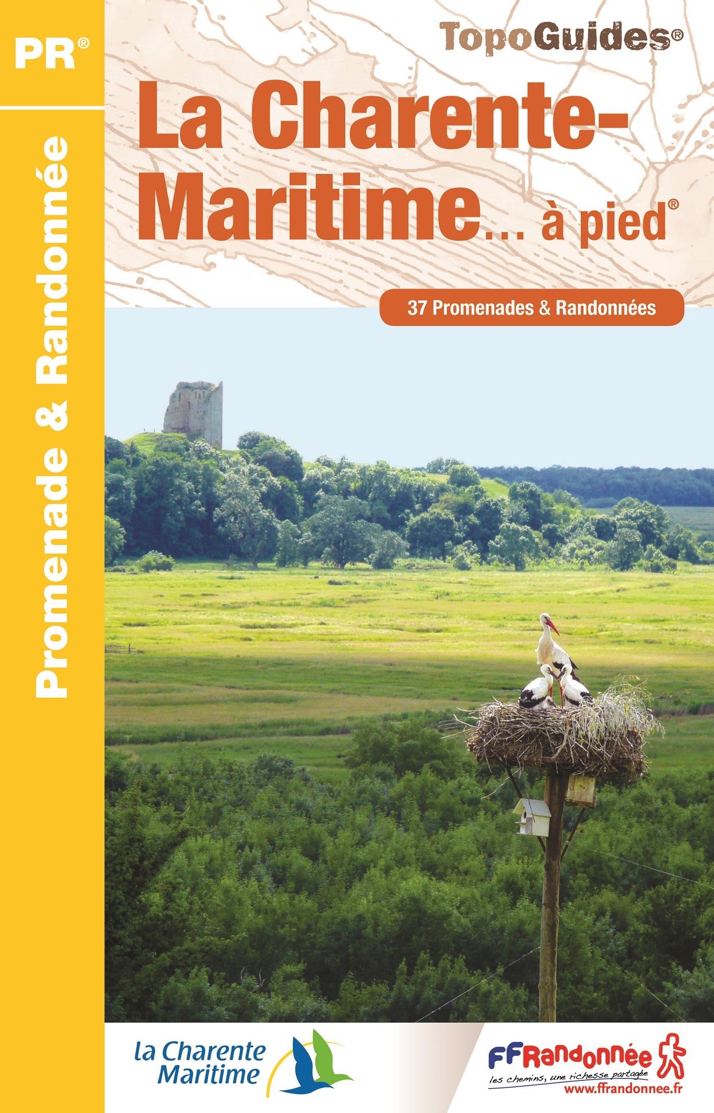CHARENTE-MARITIME A PIED (LA) - D017