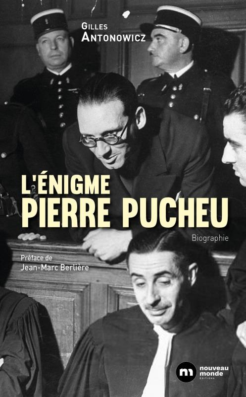 L ENIGME PIERRE PUCHEU