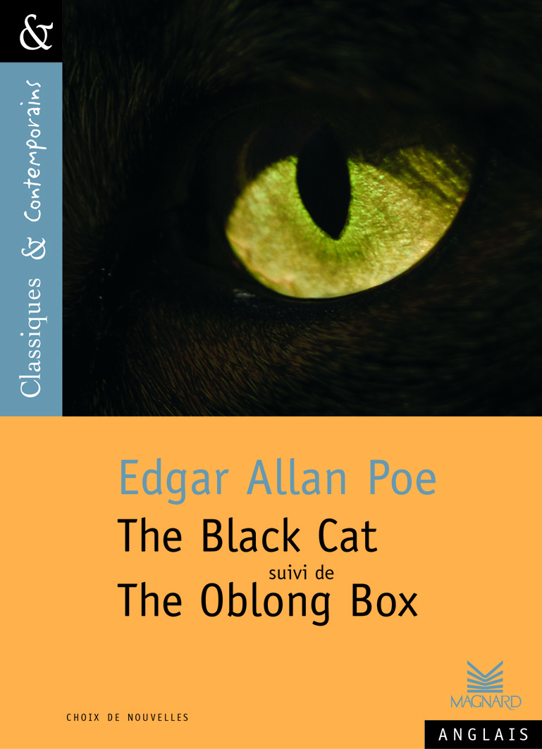 THE BLACK CAT SUIVI DE THE OBLONG BOS D'EDGAR POE