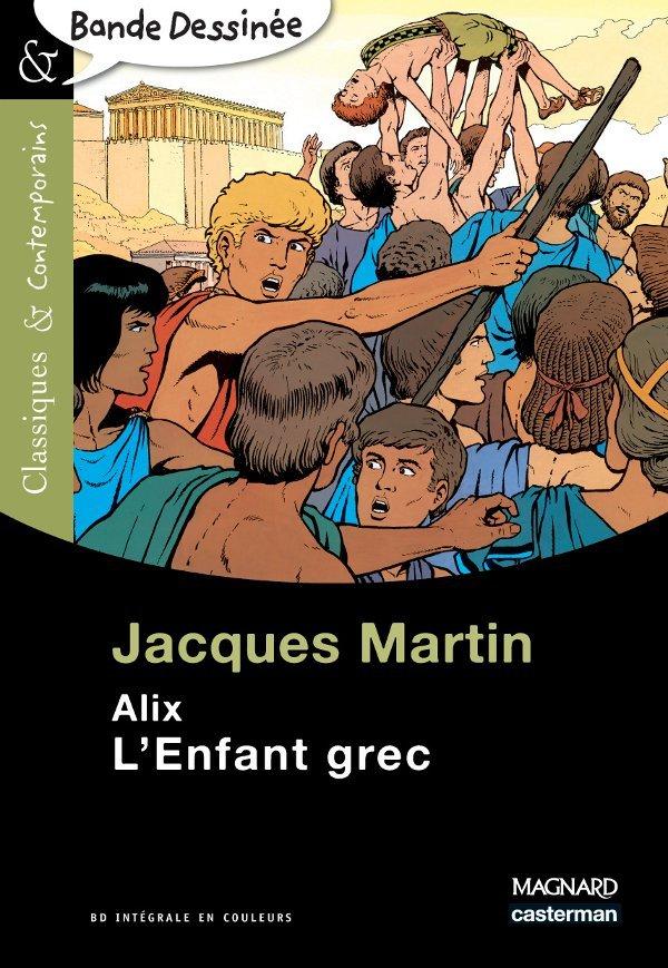 N.20 ALIX L'ENFANT GREC