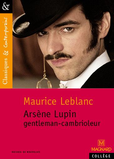 N.141 ARSENE LUPIN GENTLEMAN CAMBRIOLEUR