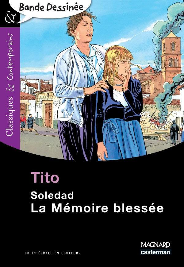 N.22 SOLEDAD LA MEMOIRE BLESSEE
