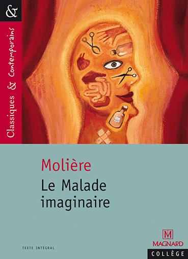 MALADE IMAGINAIRE DE MOLIERE (LE)(MOLIERE)