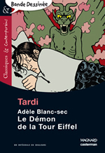 ADELE BLANC SEC LE DEMON DE LA TOUR EIFFEL N.13