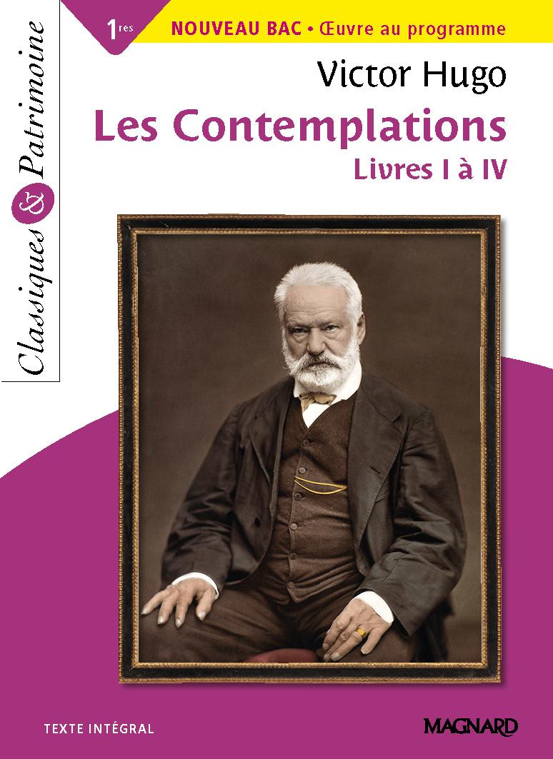 LES CONTEMPLATIONS LIVRES I A IV
