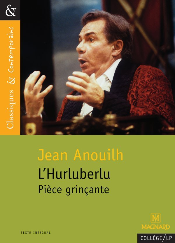 N.127 L'HURLUBERLU PIECE GRINCANTE
