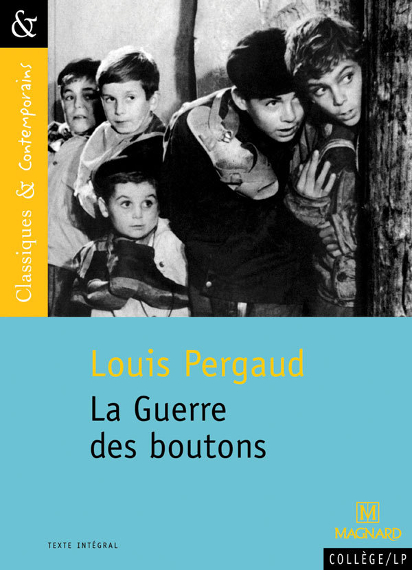 N.132 LA GUERRE DES BOUTONS