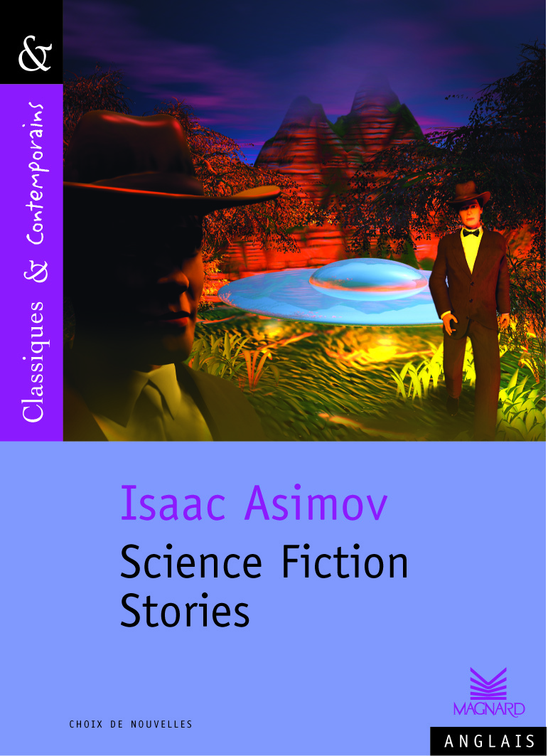 SCIENCE FICTION STORIES D'ISAAC ASIMOV