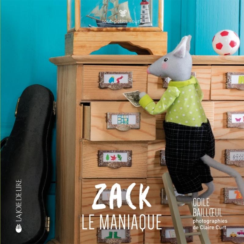 ZACK LE MANIAQUE