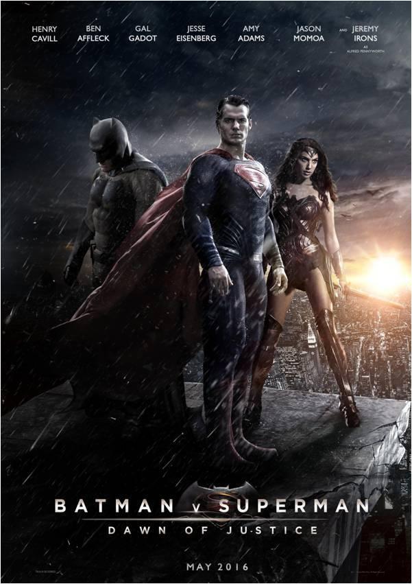 BATMAN VS SUPERMAN : TOUT L'ART DU FILM