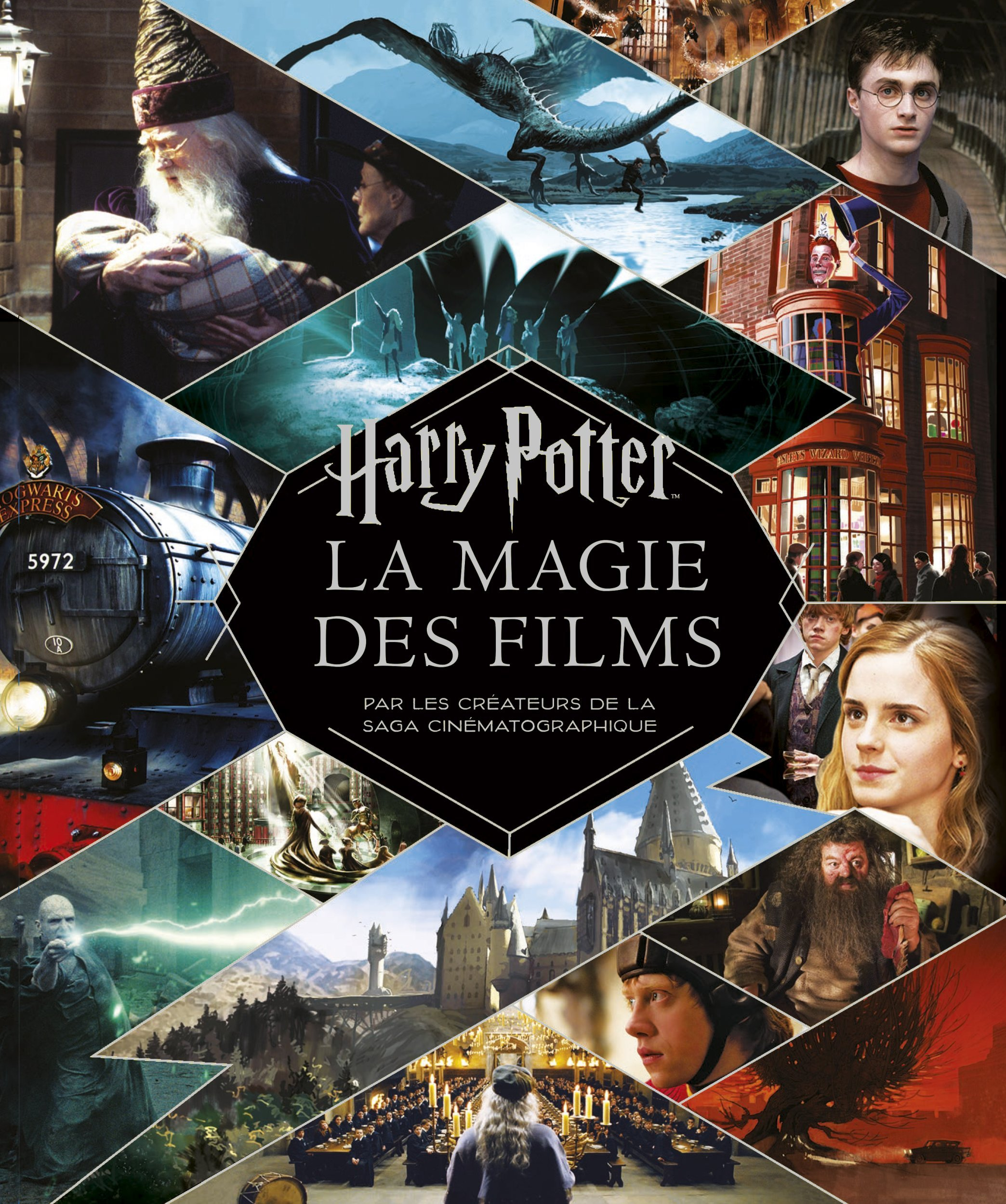 HARRY POTTER - LA MAGIE DES FILMS (NOUVELLE EDITION)