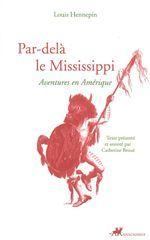 PAR-DELA LE MISSISSIPPI - AVENTURES EN AMERIQUE