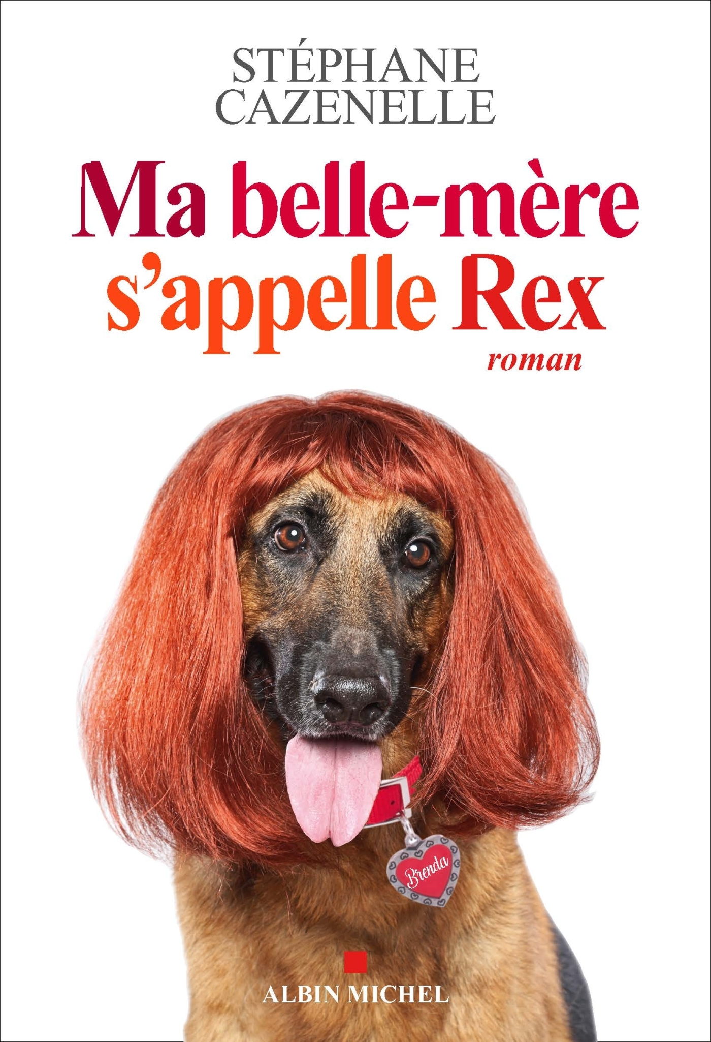 MA BELLE-MERE S'APPELLE REX