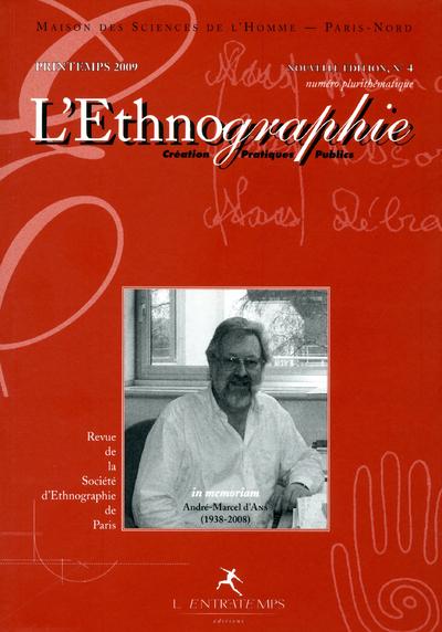 ETHNOGRAPHIE N 4 (CREATION)