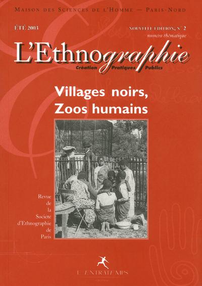 L'ETHNOGRAPHIE N 2 (CREATION, PRATIQUES, PUBLICS)