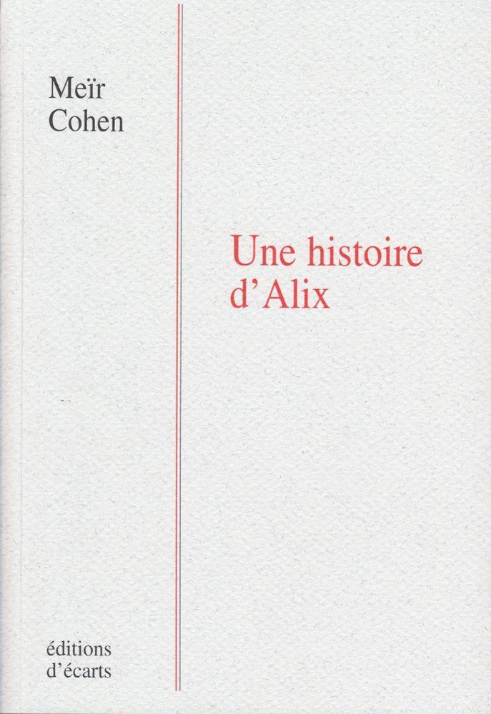 UNE HISTOIRE D'ALIX