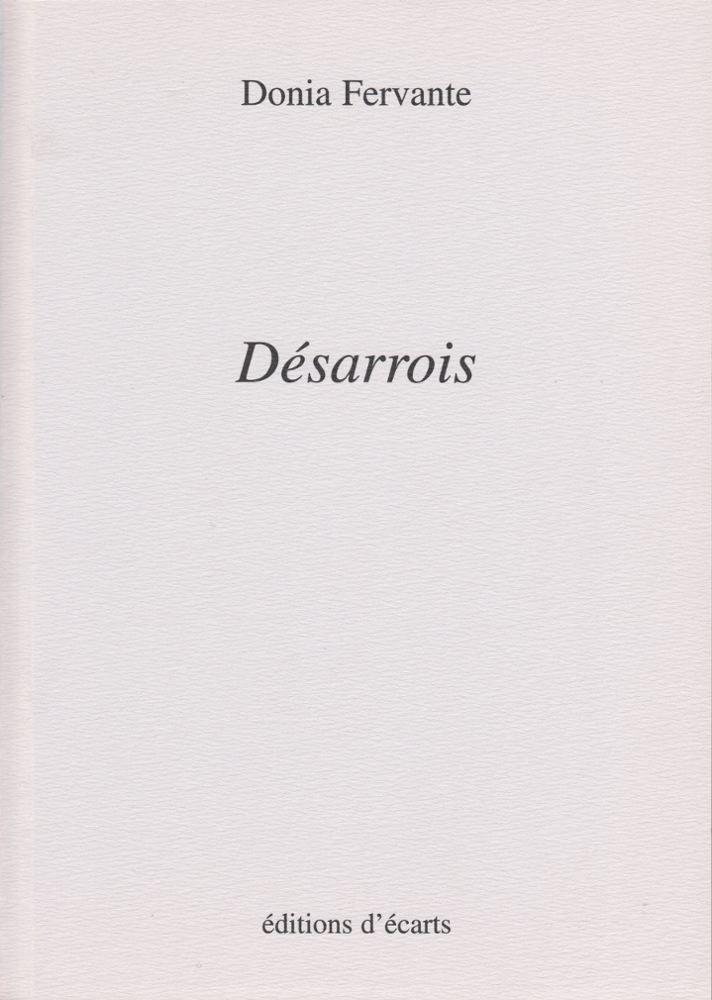 DESARROIS