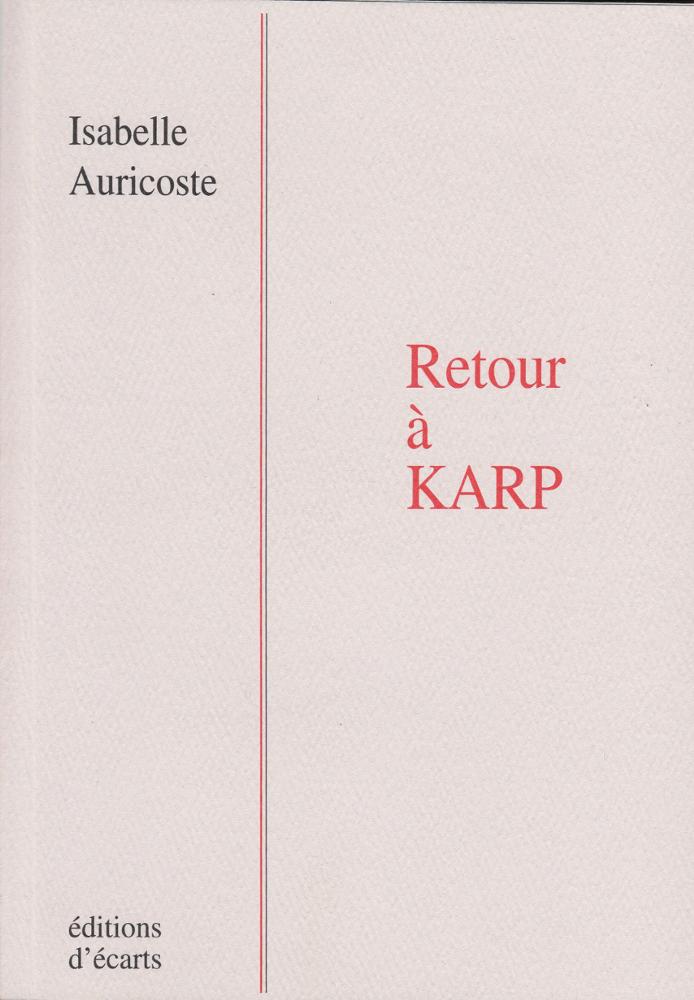 RETOUR A KARP