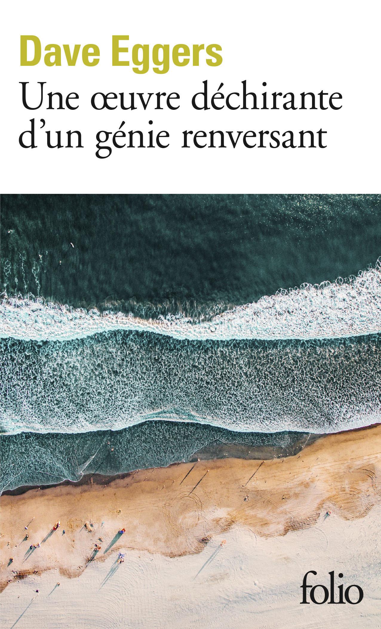 UNE OEUVRE DECHIRANTE D'UN GENIE RENVERSANT