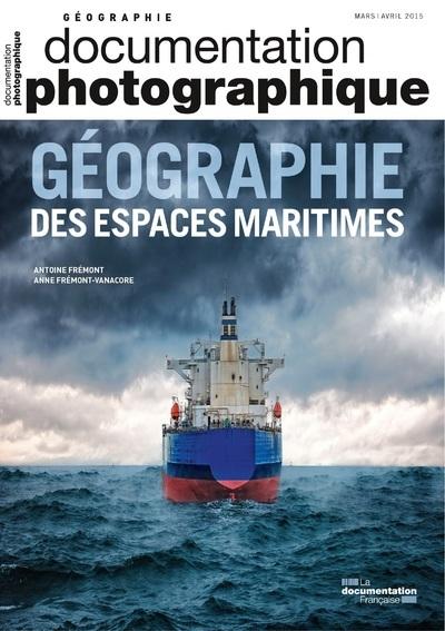 GEOGRAPHIE DES ESPACES MARITIMES DP - NUMERO 8104