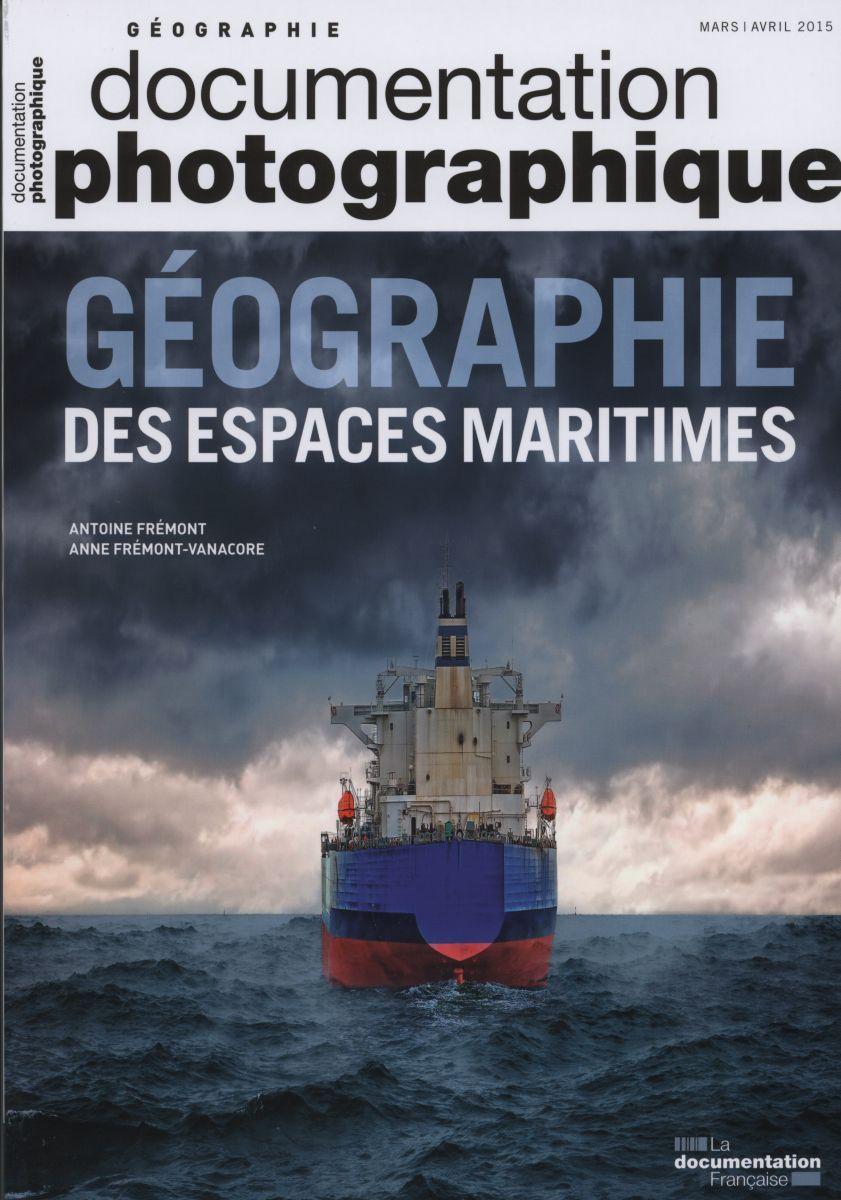 GEOGRAPHIE DES ESPACES MARITIMES-DP8104